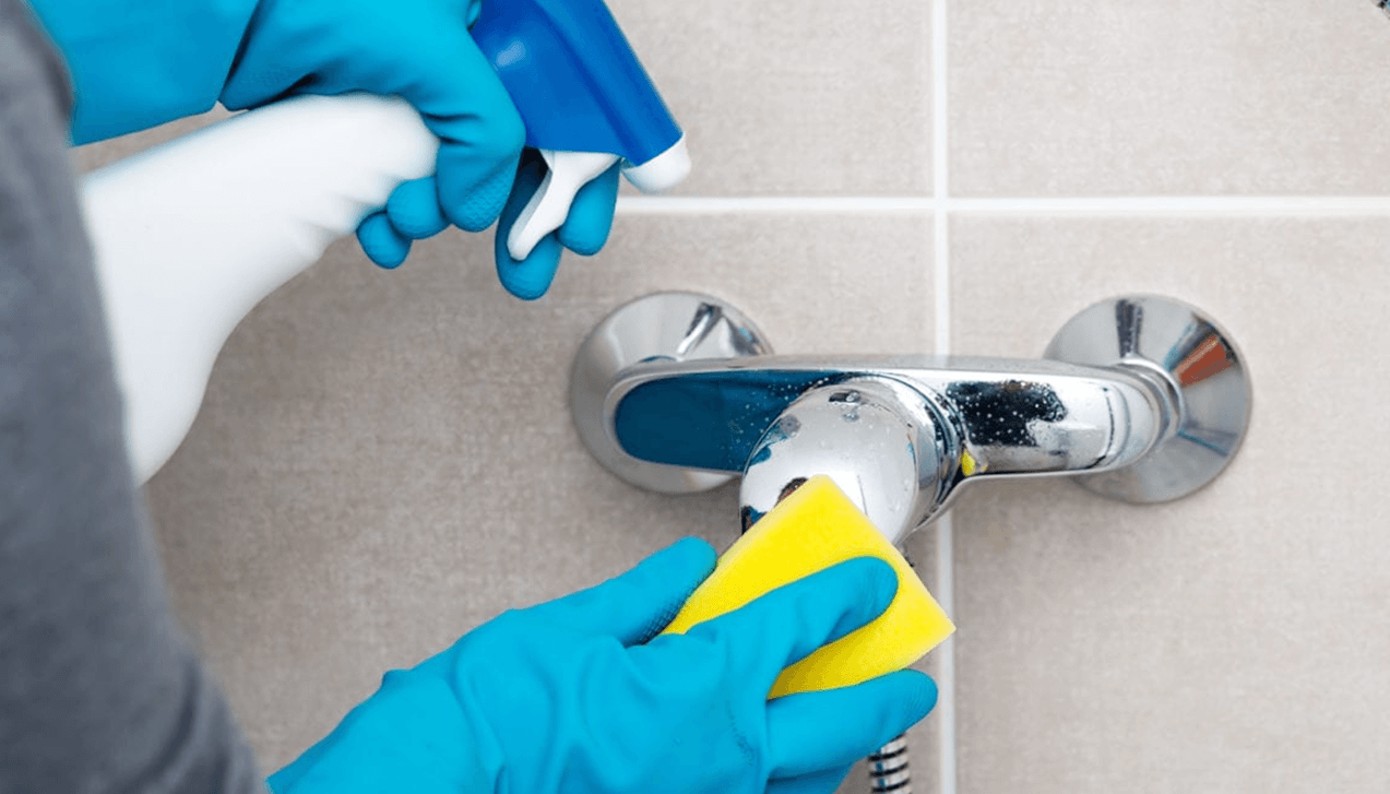 How to Clean Mold in Shower Grout Naturally