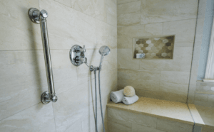 How to Clean Porcelain Tile Shower