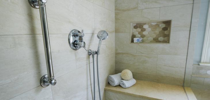How to Clean Porcelain Tile Shower