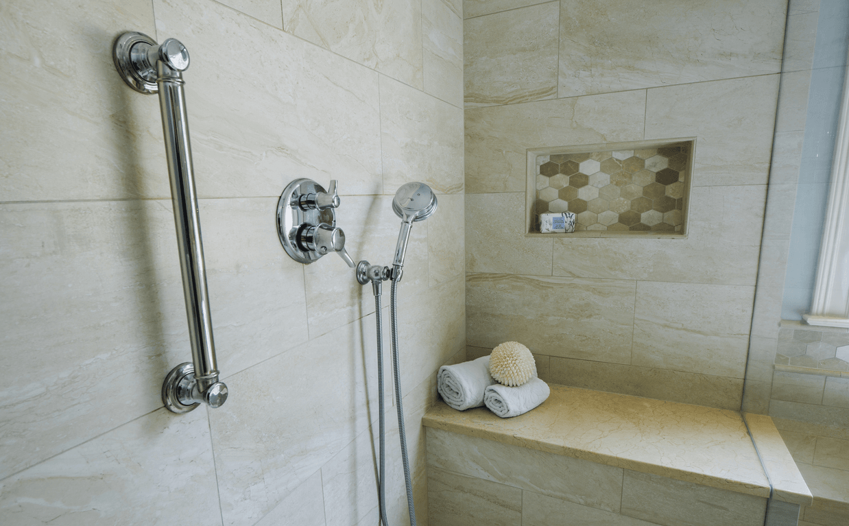 How to Clean Porcelain Tile Shower - Matte/Unpolished and Polished