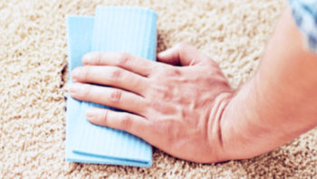 How to Remove Baking Soda Residue from Carpet