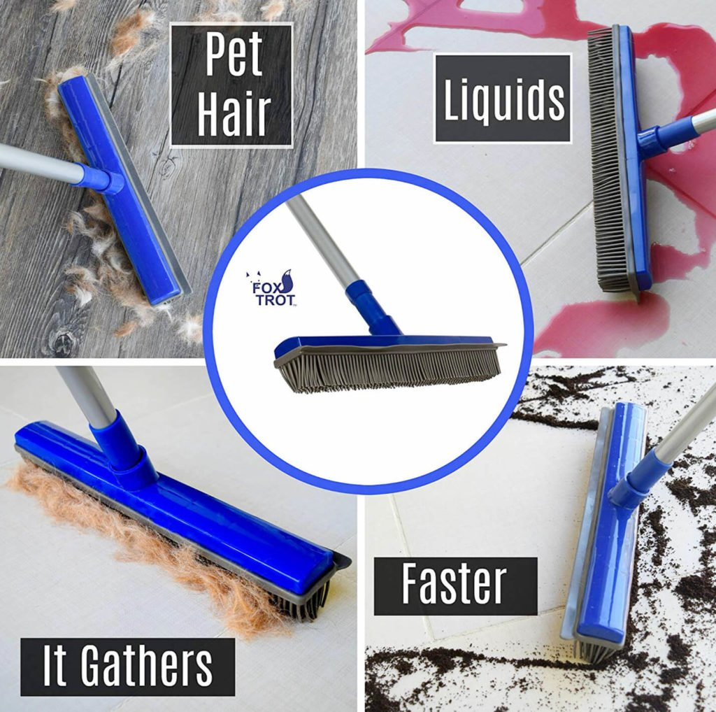 Best Rubber Broom for Pet Hair