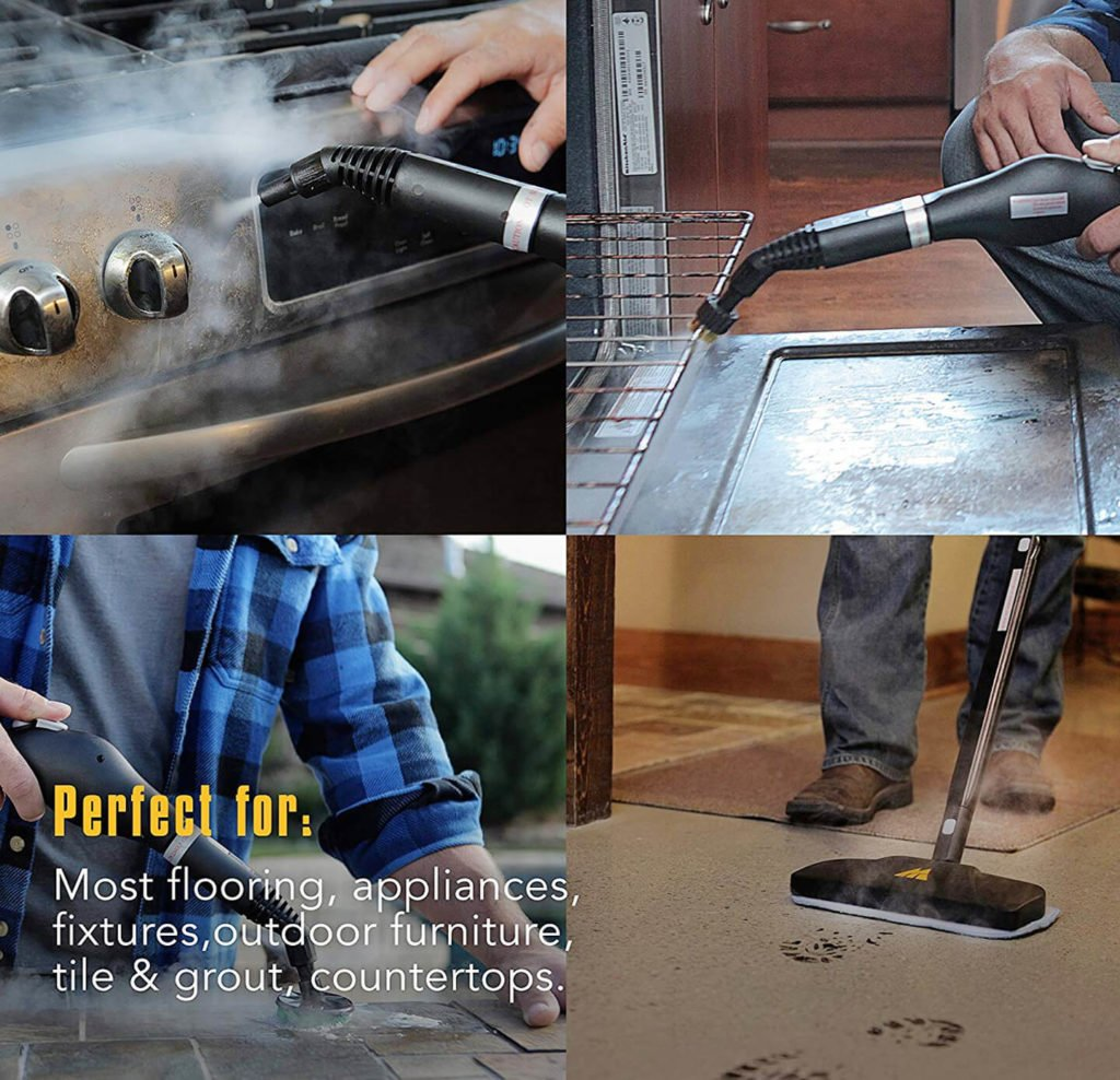 Best Steam Cleaners for Grout