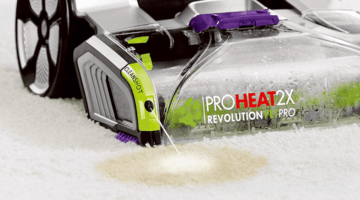 Best Carpet Steam Cleaner for Pets