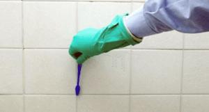 DIY Lemon Juice Grout Cleaner