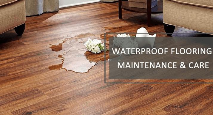 How to Clean Waterproof Laminate Floors