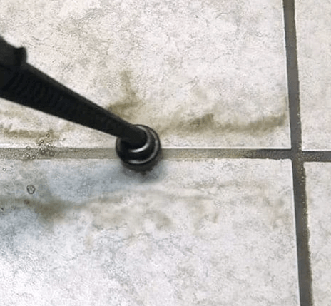 Steam Cleaner for Grout