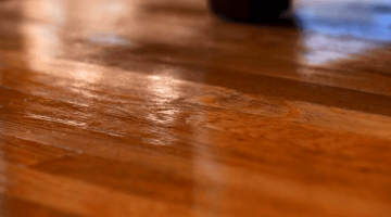 Can You Use Bleach on Your Wooden Floor