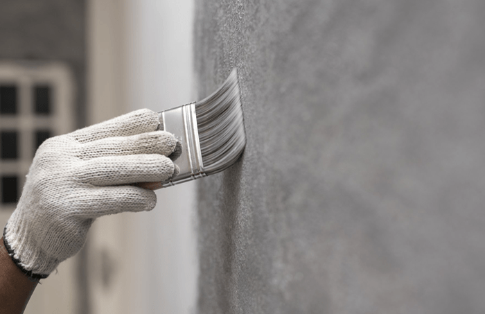How to Touch up Flat Wall Paint