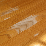 What Causes White Spots on Hardwood Floors