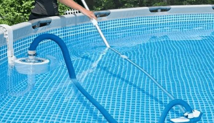 How to Vacuum Intex Pool