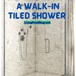 How to Clean a Walk-in Tiled Shower