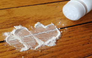 How to Fix Squeaky Hardwood Floors with Baby Powder