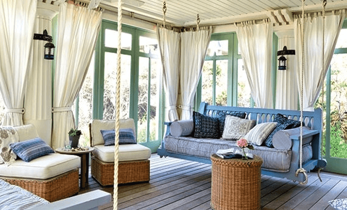 Best Flooring for Unheated Enclosed Porch
