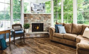Best Flooring for Unheated Sunroom