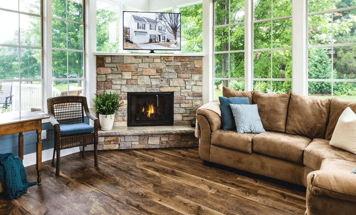Best Flooring for Unheated Sunroom