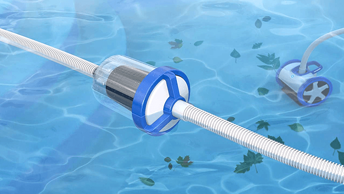 Best Leaf Canister for Pool Vacuum