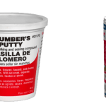 Plumbers Putty vs Silicone