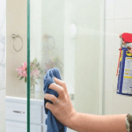 How to Clean Shower Doors with WD-40