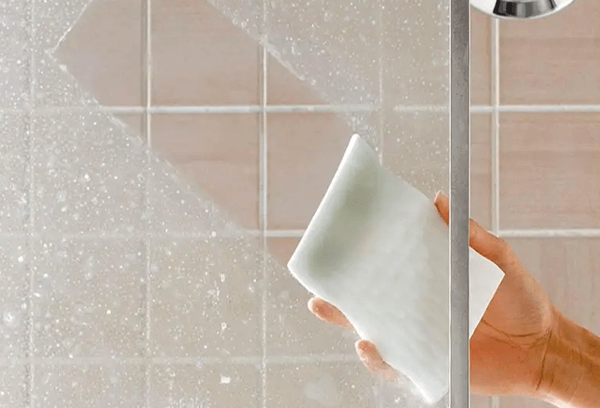 How to Remove Soap Scum from Shower Walls