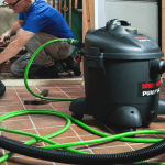 How to Use Shop Vac for Water Pump