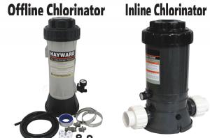 Inline Vs Offline Chlorinator