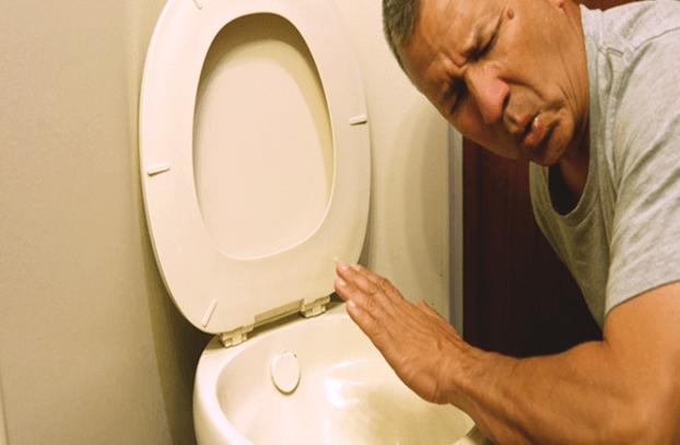 Toilet Smells Like Sewage When Flushed