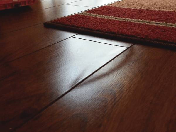 How to Repair Swollen Laminate Flooring without Replacing