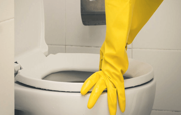 How to Unclog a Toilet with Salt