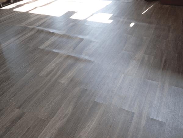 Problems with Luxury Vinyl Tile Flooring