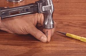 How to Fix Squeaky Hardwood Floors