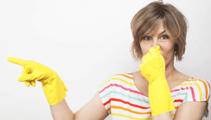 Rotten Egg Smell in House Comes and Goes
