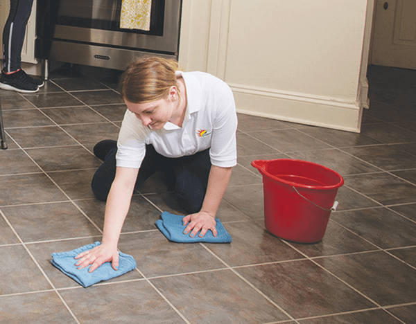 Best Way to Clean Floors without a Mop