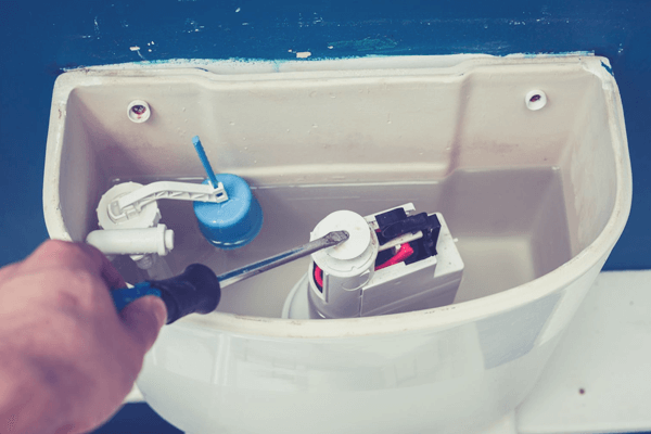 How to Fix a Running Toilet without a Ball Float
