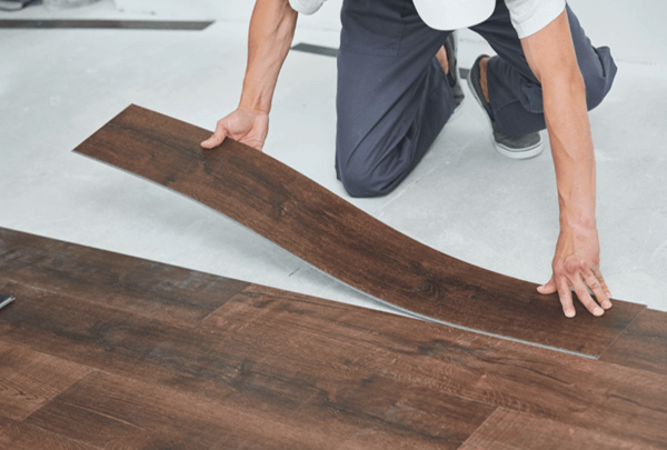 How to Install Vinyl Plank Flooring on Concrete