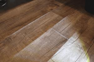 Vinyl Plank Flooring Cupping