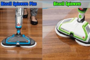 Bissell Spinwave vs Spinwave Plus