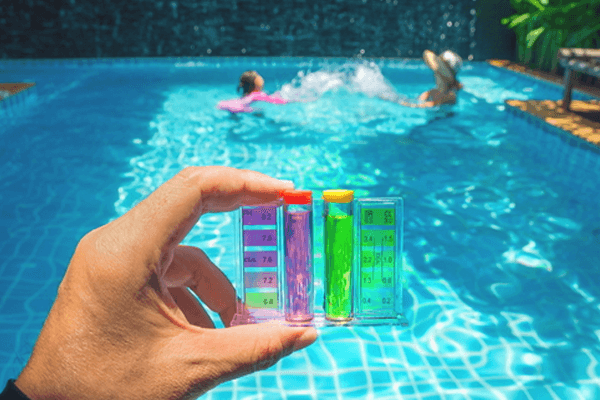 How To Raise Free Chlorine In Pool