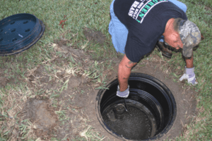 How to Break Down Solids in a Septic Tank