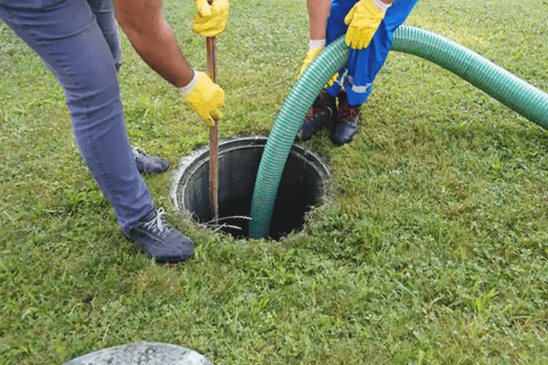 Just Had Septic Tank Pumped and Full Again