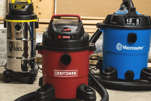 How Does a Shop Vac Works