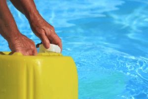 How to Shock a Pool with Liquid Chlorine