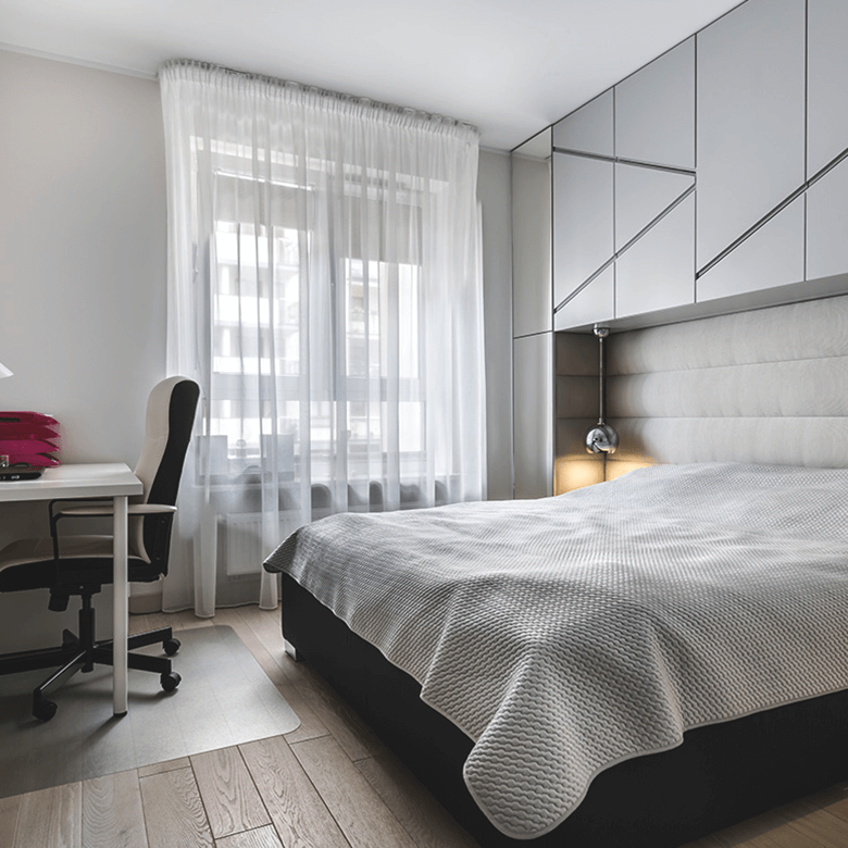 Make a Small Bedroom Look Stunning