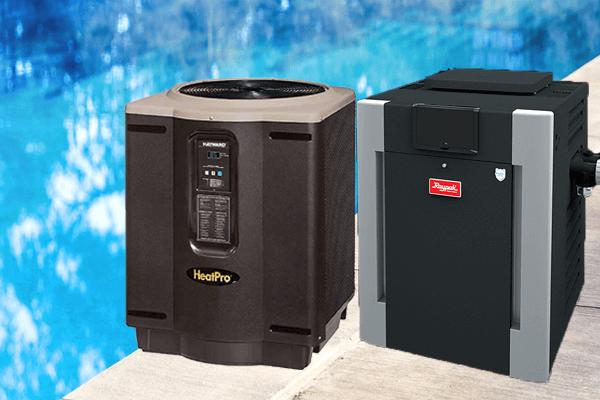 Pool Heat Pump vs Gas Heater