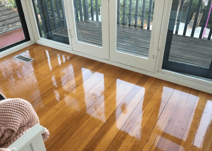 Can You Buff a Floor After Waxing