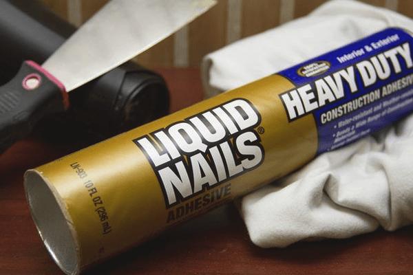 Does Liquid Nails Work On Plastic