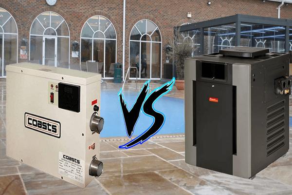 Electric Pool Heater Vs Gas Heater