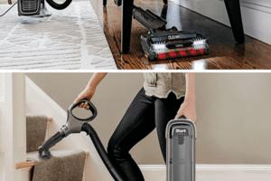 Best Shark Vacuum for Hardwood Floors