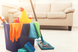 Cleaning Products & Equipment Every Home Needs