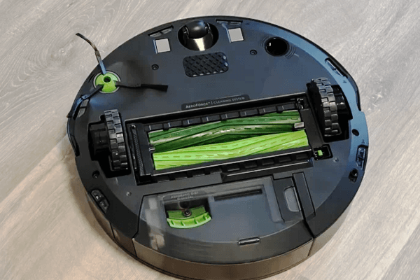 Roomba Keeps Going Over the Same Area